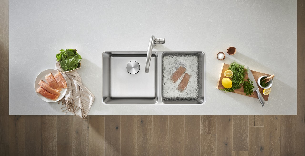 Formera Stainless Steel Kitchen Sink - Superior Quality Stainless Steel
