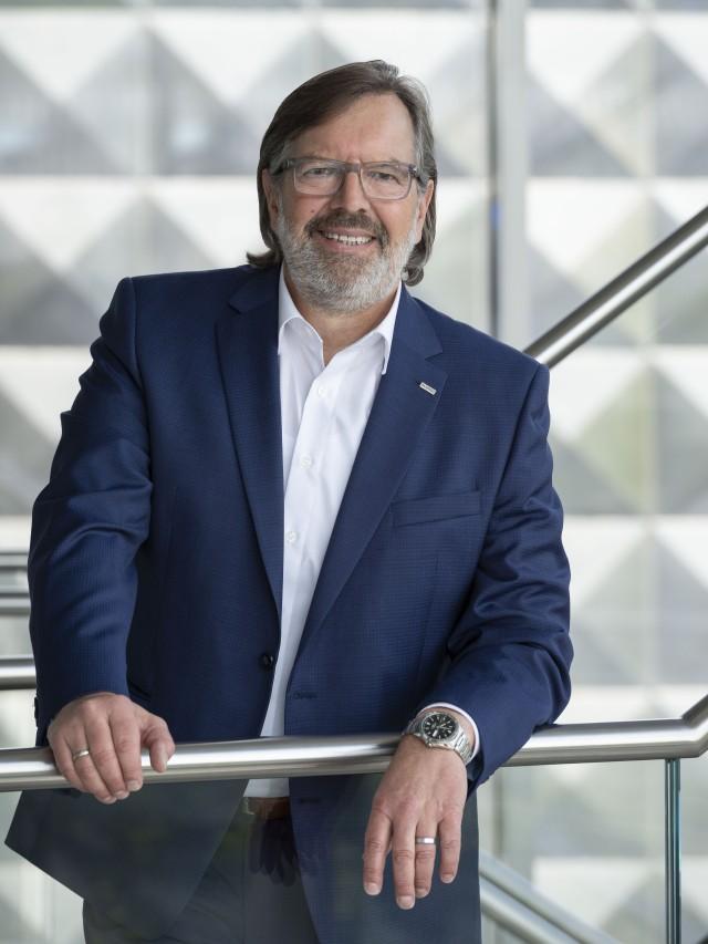 Wolfgang Schneider, CTO der BLANCO
