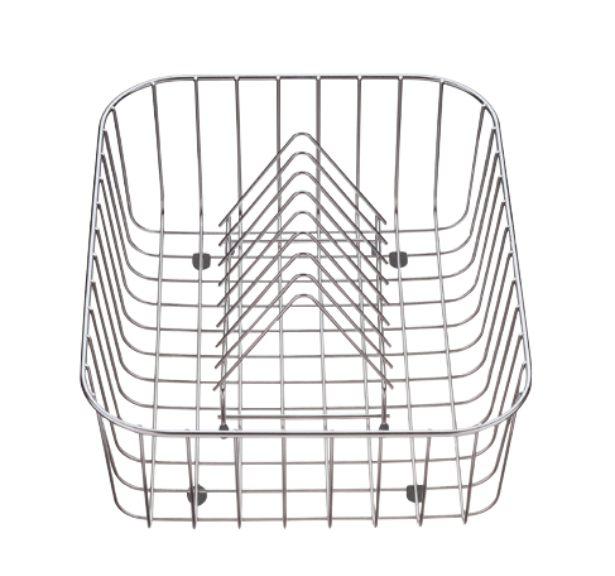 Crockery Basket, Stainless St. Item no. 406470