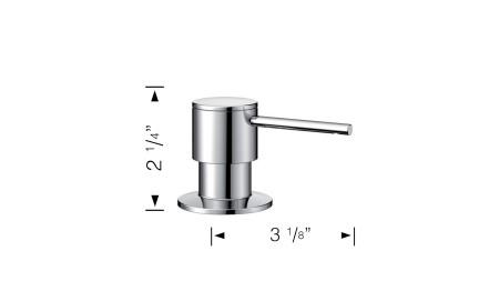 Sonoma Soap DIspenser - BLANCO discontinued soap dispenser