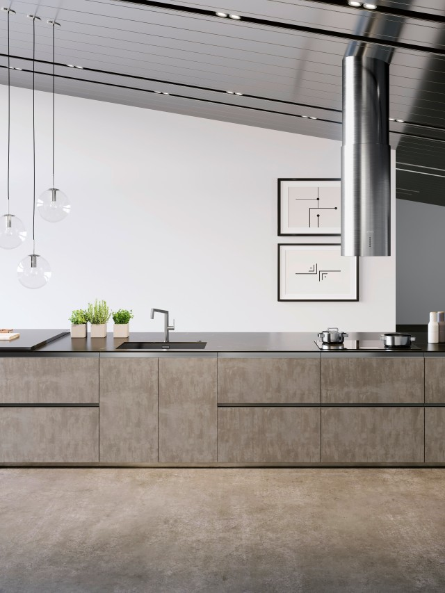SteelArt stainless steel worktop