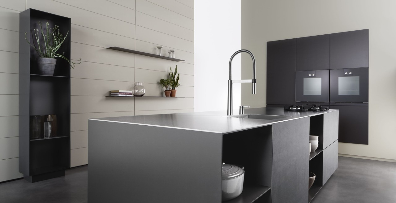 Durinox worktops that delight and impress