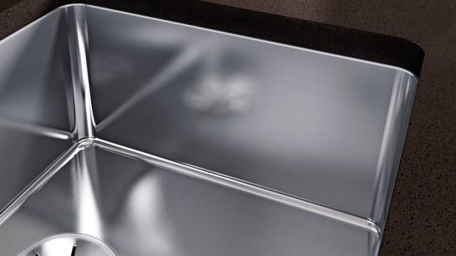 台下盆是将水槽嵌入台面下面且要求石质台面。