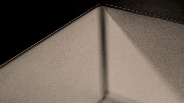 台平盆是将水槽从下方齐平安装到台面上。