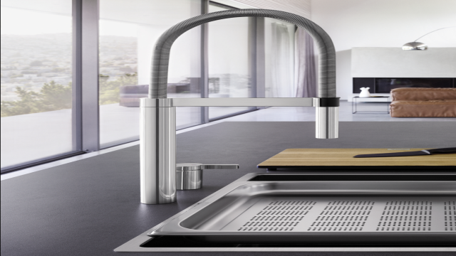 The BLANCO CULINA-S: passionate home cooks wax lyrical about this kitchen mixer tap