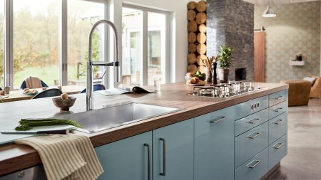 Choose the style of your faucet based on the mood you want to create!