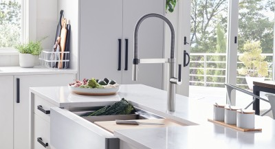 Semi-professional Kitchen Faucets by BLANCO Canada