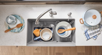 Browse through our silgranit sink collection - High quality kitchen and laundry sinks.