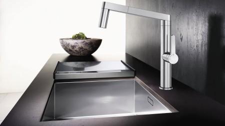 Die BLANCO Panera vereint verschiedene Stile und verkörpert damit den Industrial Style