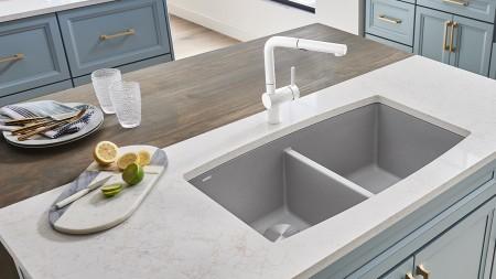 Comment choisir votre robinet - Enfin, sélectionnez le fini du robinet - BLANCO CANADA