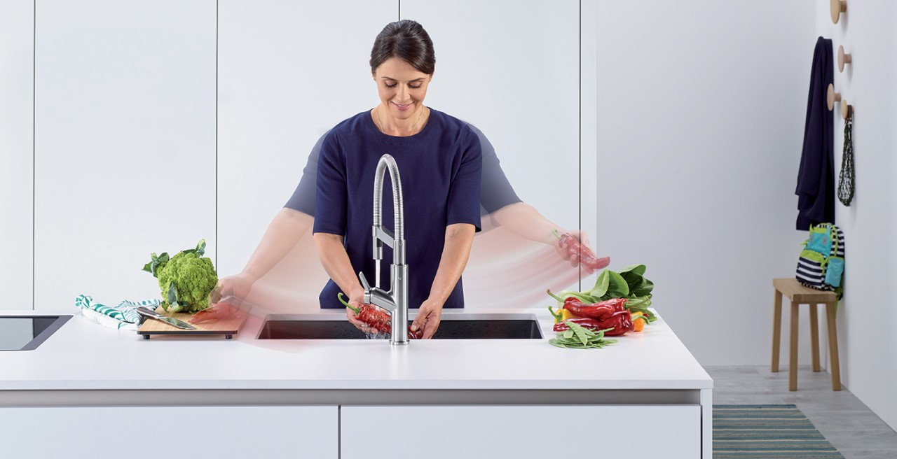Solenta Senso Kitchen Faucet - The next evolution in sensor technology
