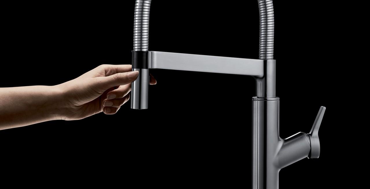 Solenta Senso Kitchen Faucet - The next evolution in sensor technology