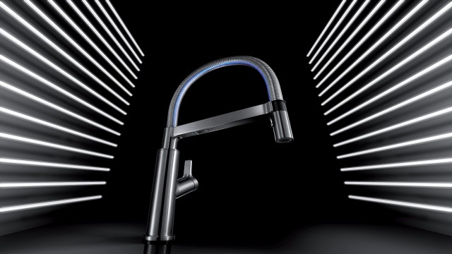 Solenta Senso Touchelss Kitchen Faucet - Hands Free Convenience for your Kitchen