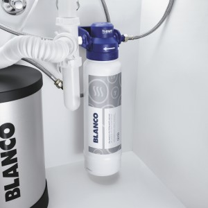Hot water now tastes better than ever with the BWT multi-stage filter: