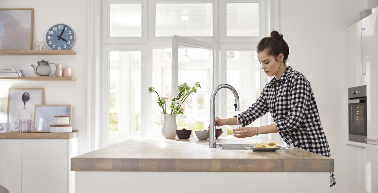 Blanco Urbena Kitchen Faucet - Contemporary Style by BLANCO