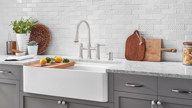 How to clean and care for your BLANCO ceramic/fireclay sink