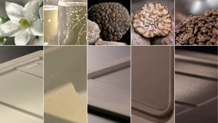 Разнообразные цветовые решения — это не проблема для гранитных моек из материала Silgranit, поэтому компания BLANCO предлагает концепцию CombiColours.
