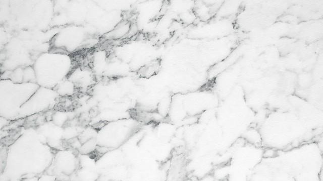 Nahaufnahme Material weißer Marmor