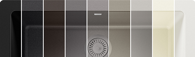 BLANCO SILGRANIT Colors