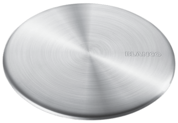 CapFlow Stainless Steel Strainer Cover