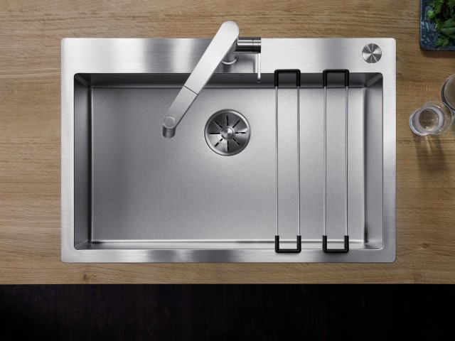CLARON Durinox bowl with top-rails