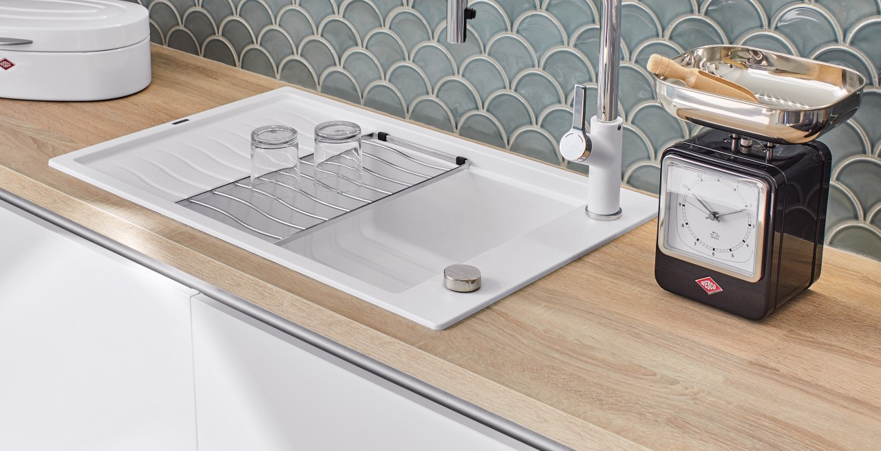 BLANCO compact sink