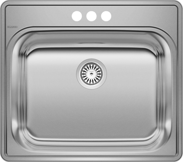 ESSENTIAL 3-Hole Laundry Sink