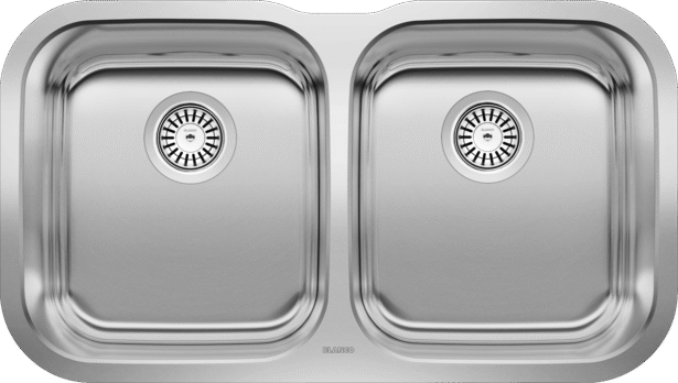 BLANCO ESSENTIAL - Undermount Stainless Steel Kitchen Sinks