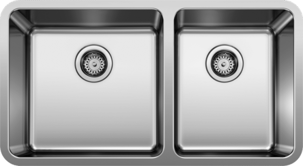 402243 - FORMERA U 2 Stainless Steel Kitchen Sink