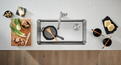 Browse through our stainless steel sink collection - High quality kitchen and laundry sinks.