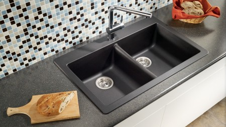 Made in Canada SILGRANIT HORIZON sinks