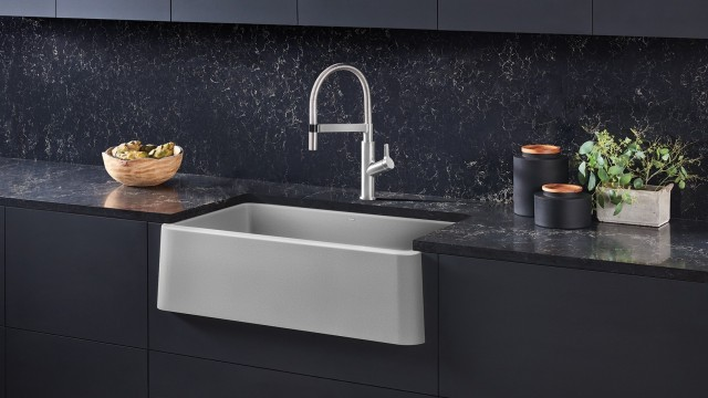 IKON SILGRANIT KITCHEN SINK - BLANCO WARRANTY