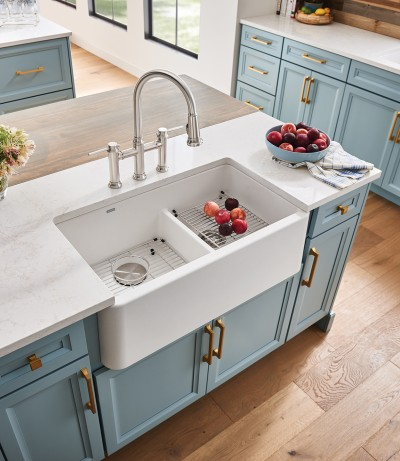 IKON Silgranit Kitchen Sink Collection
