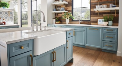 BLANCO Kitchen Sinks IKON Farmhouse