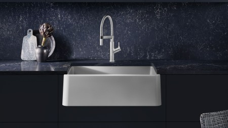 Concrete Gray SILGRANIT sink