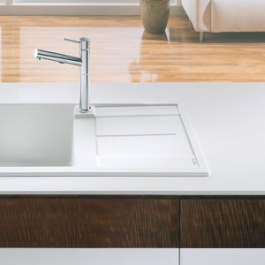 Integrated Drainboard