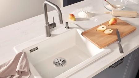Keramikspülen richtig reinigen