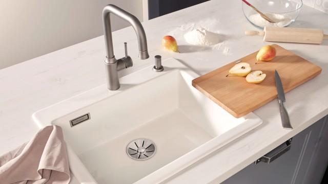 BLANCO PALONA offre un design idéal pour les cuisines modernes