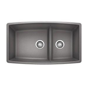 BLANCO PERFORMA 1.75 Low Divide sink