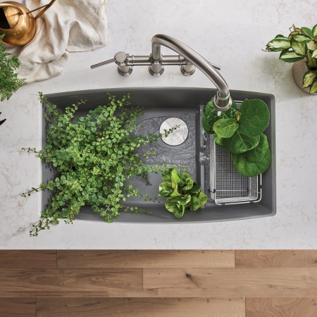BLANCO Kitchen Sinks and Faucets - The Kitche Sink, Your Silent Hero