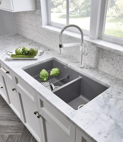PRECIS Silgranit Sink Collection