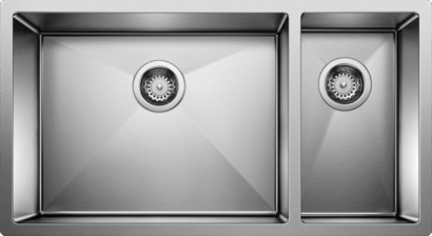 BLANCO PRECISION Stainless Steel Collection