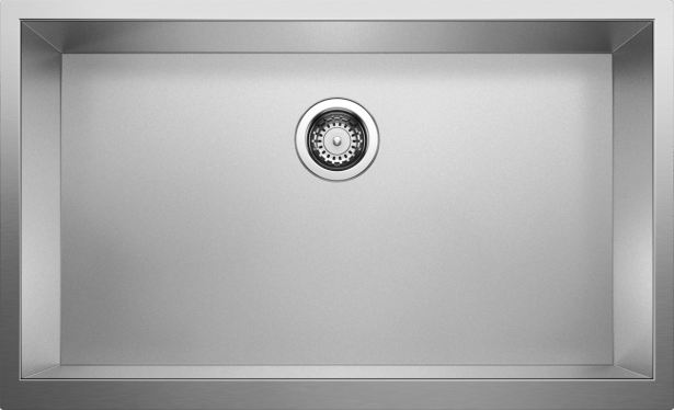 PRECISION Super Single Apron Kitchen Sink