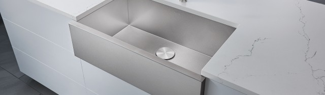 BLANCO PRECISION DURINOX SteelArt Kitchen Sink