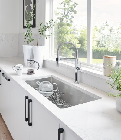 QUATRUS Stainless Steel Kitchen SInk Collection