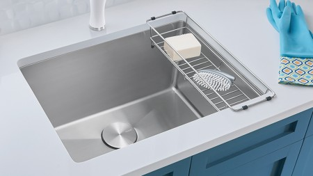 Quatrus Stainless Steel Sinks