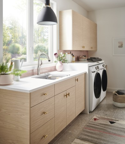Browse through our laundry sinks - the perfect depth for all your soaking and scrubbing needs.