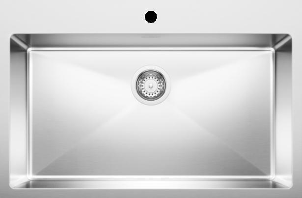 BLANCO QUATRUS Drop-in/Top Mount Stainless Steel Kitchen Sinks