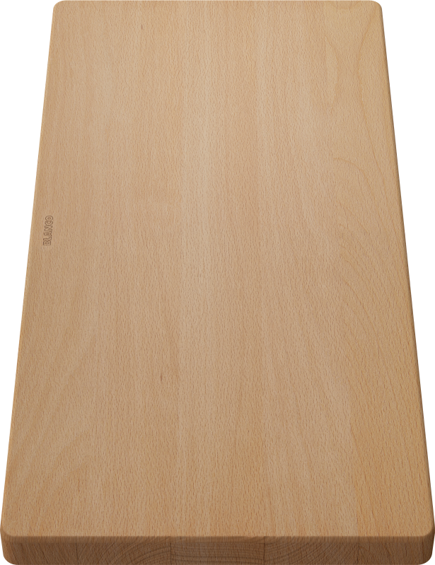 Beech cutting board, 530 x 260 mm