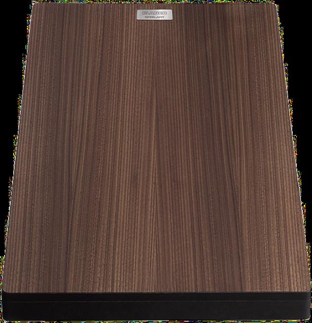 Walnut-composite bridging chopping board for ATTIKA